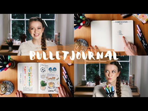 BULLET JOURNAL: Set Up | Tipps | Planung & Organisation