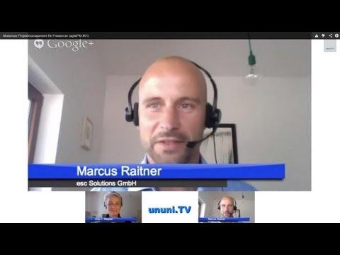 Modernes Projektmanagement für Freelancer mit Marcus Raitner (agilePM #01)