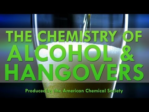 The Chemistry of Alcohol and Hangovers - Bytesize Science