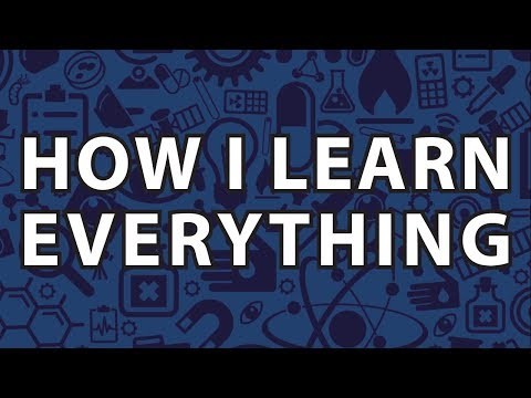 How I Learn Everything : Anki Tutorial