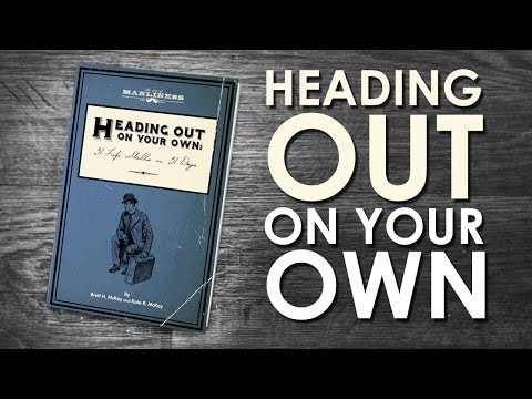 New Book From AoM! Heading Out On Your Own