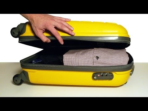 How to Pack a Suitcase Efficiently - Top Travel & Life Hacks