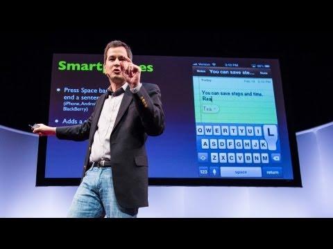 10 top time-saving tech tips | David Pogue