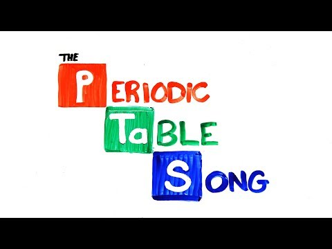 The Periodic Table Song