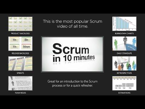 Intro to Scrum in Under 10 Minutes
