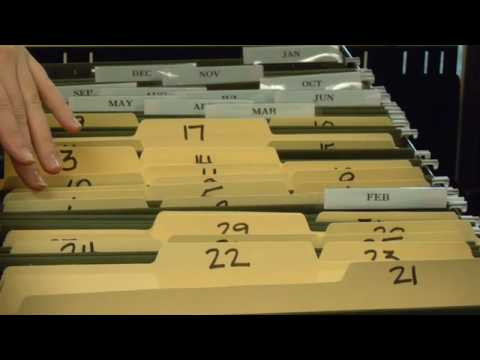 How to Create and Use the 43 Folders System