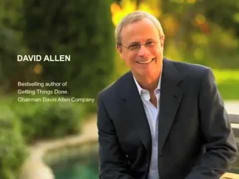 David Allen - GTD® on the Road