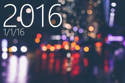 Einen guten Rutsch und viel Erfolg im neuen Jahr!