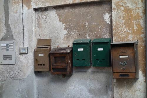 Postkasten Arona