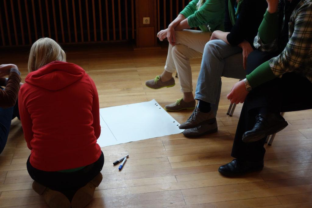Seminar - Gruppenarbeit