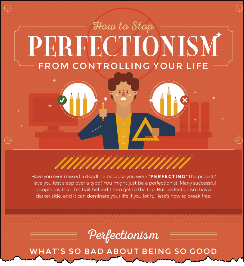 How to Stop Perfectionism