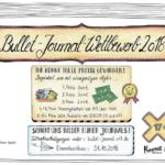 Wettbewerb: Wer hat das schönste Bullet-Journal?