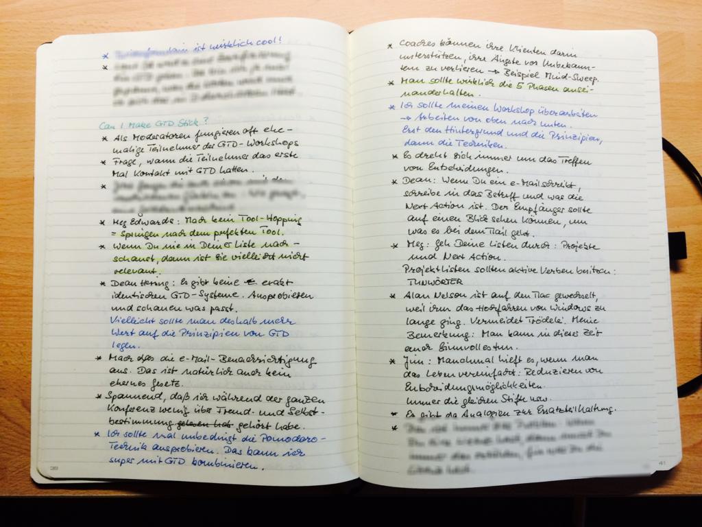 Wie ich mein Notizbuch führe › ToolBlog