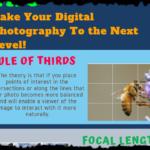 Kurznachrichten: Infoposter, Evernote entrümpeln, Aufschieberitis, Fotografieren