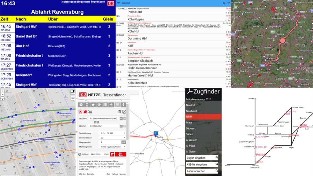 Tools für die intensive Bahnbenutzung › ToolBlog
